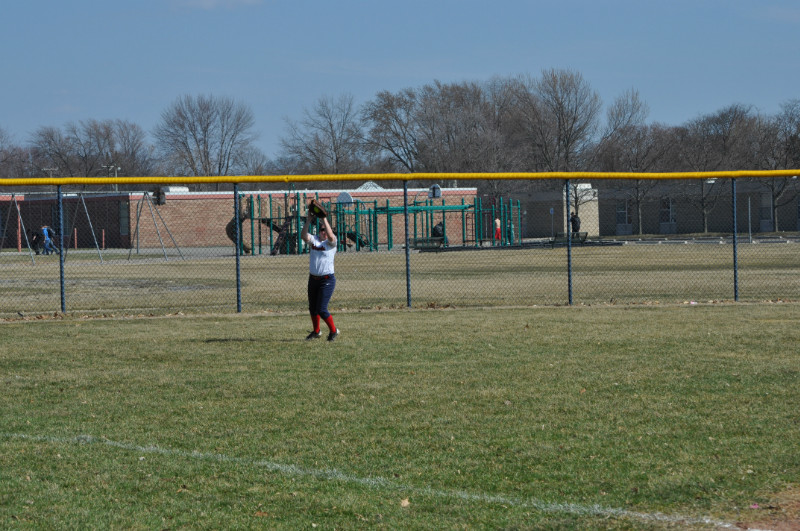 SOFTBALL Baseball: Date: Apr-10-2014 07:04:31