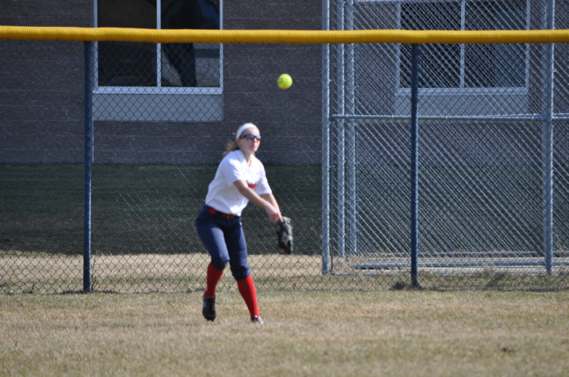 SOFTBALL Baseball: Date: Apr-10-2014 07:04:30