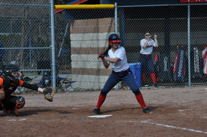 SOFTBALL Baseball: Date: Apr-10-2014 07:04:20