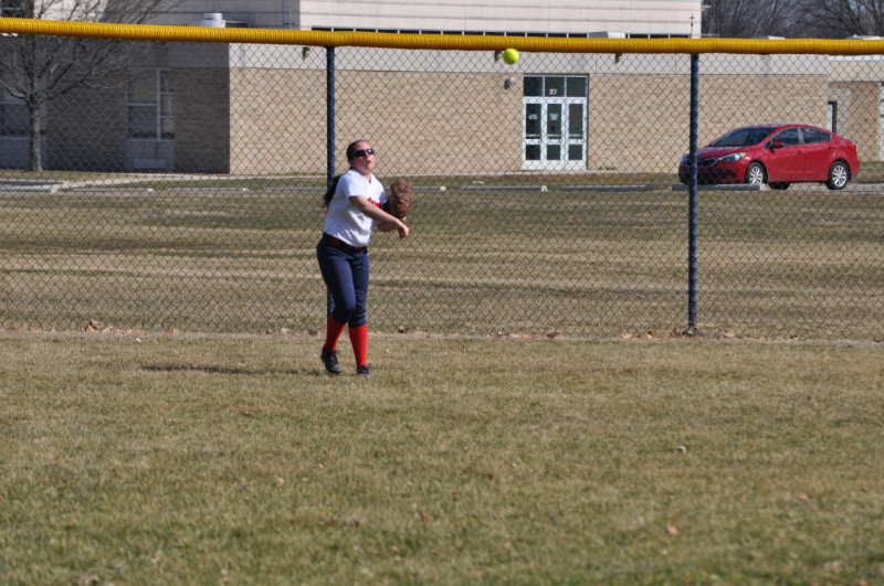 SOFTBALL Baseball: Date: Apr-10-2014 07:04:22