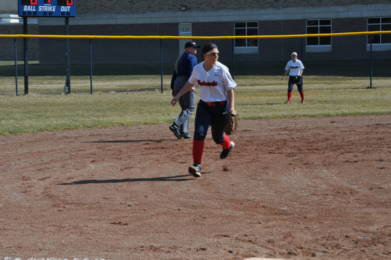 SOFTBALL Baseball: Date: Apr-10-2014 07:04:29