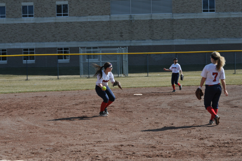 SOFTBALL Baseball: Date: Apr-10-2014 07:04:21