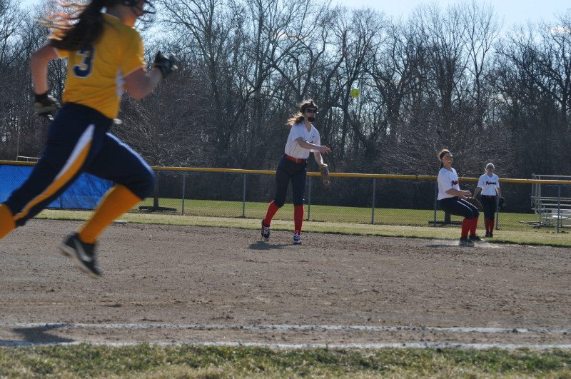 SOFTBALL Baseball: Date: Apr-11-2014 10:04:48