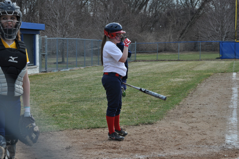 SOFTBALL Baseball: Date: Apr-11-2014 10:04:40